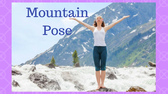 Mountain Pose – Yoga for Lower Back Pain